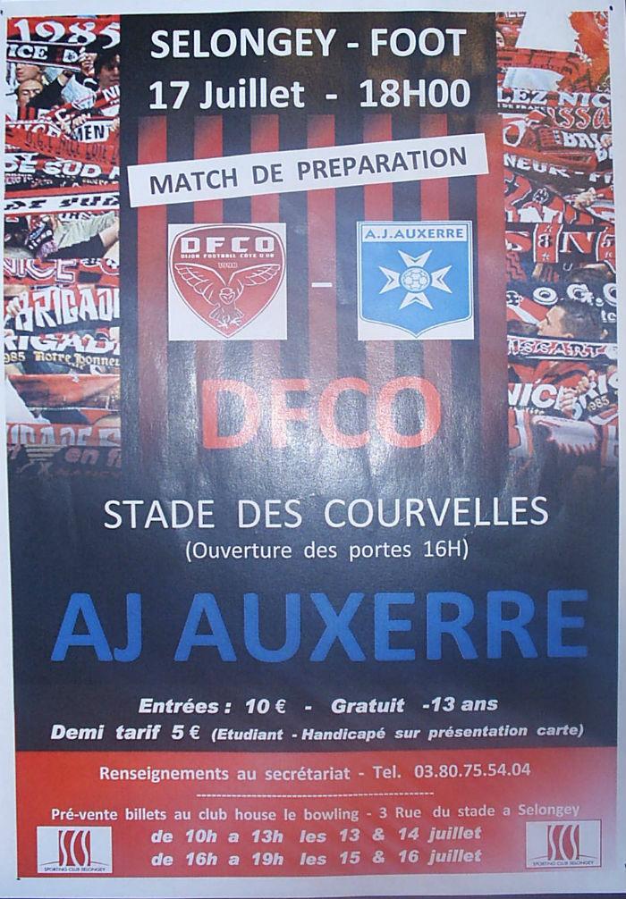 Affiche DFCO