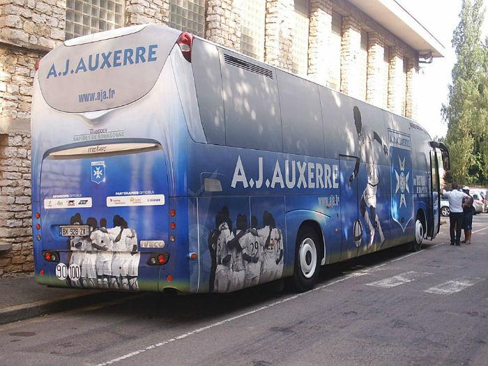 Bus Auxerre